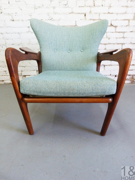 Adrian Pearsall Craft Associates 2291-C lounge chair Img 2