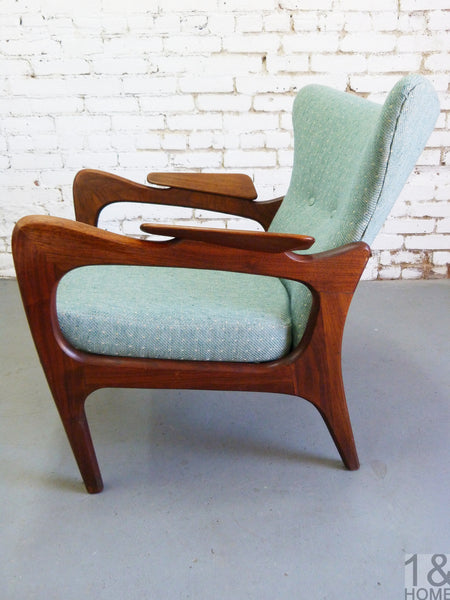 Adrian Pearsall Craft Associates 2291-C lounge chair Img 7