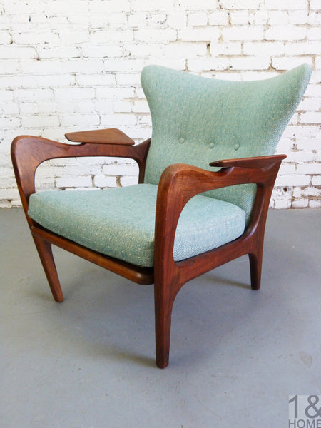 Adrian Pearsall Craft Associates 2291-C lounge chair Img 8