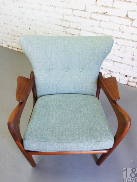 Adrian Pearsall Craft Associates 2291-C lounge chair Img 9