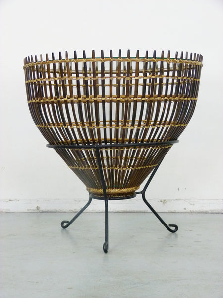 Franco Albini Mid-Century Modern Fish Trap Table 3
