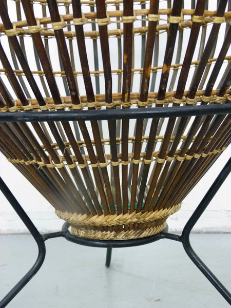 Franco Albini Mid-Century Modern Fish Trap Table 5