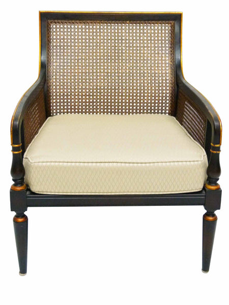 empire lounge chair Baker Furniture 291 Continental Collection 2