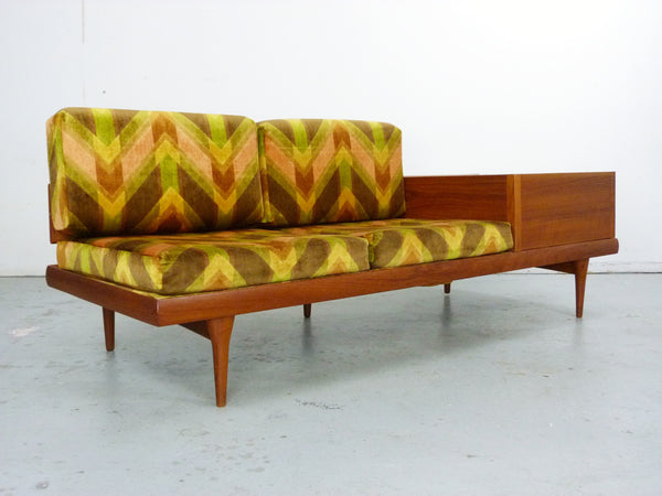 Danish Teak Modular Sofa by Bramin 6