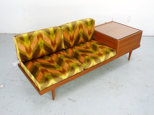 Danish Teak Modular Sofa by Bramin 7