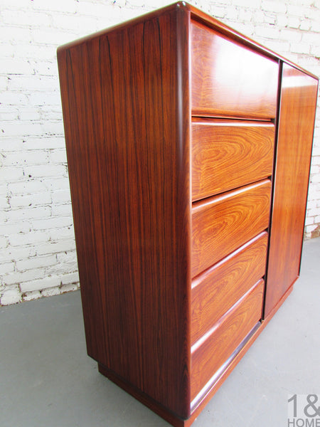 Brouer Rosewood Danish Dresser Chest