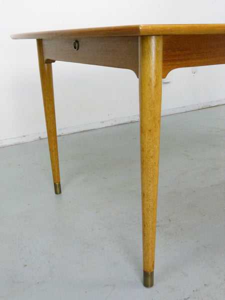 John Keal for Brown Saltman mid-century modern dining table Img 10