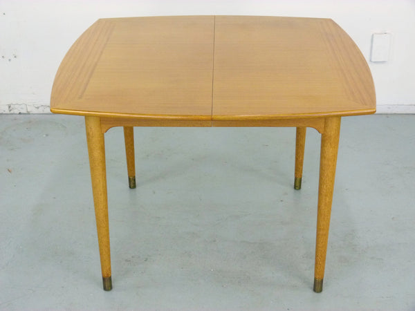 John Keal for Brown Saltman mid-century modern dining table Img 2