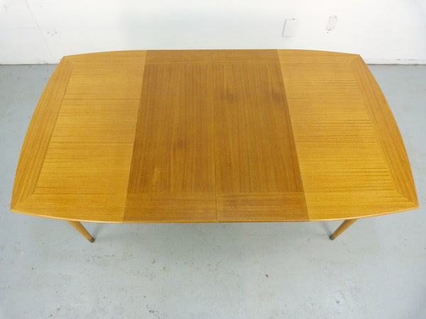 John Keal for Brown Saltman mid-century modern dining table Img 4