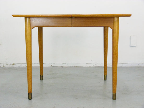 John Keal for Brown Saltman mid-century modern dining table Img 8
