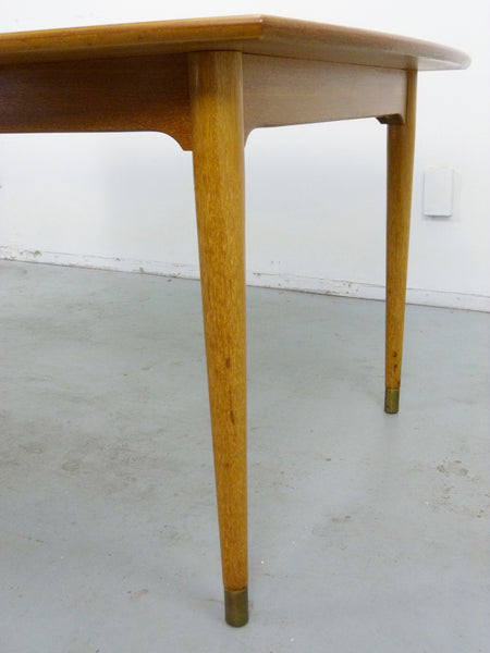 John Keal for Brown Saltman mid-century modern dining table Img 9