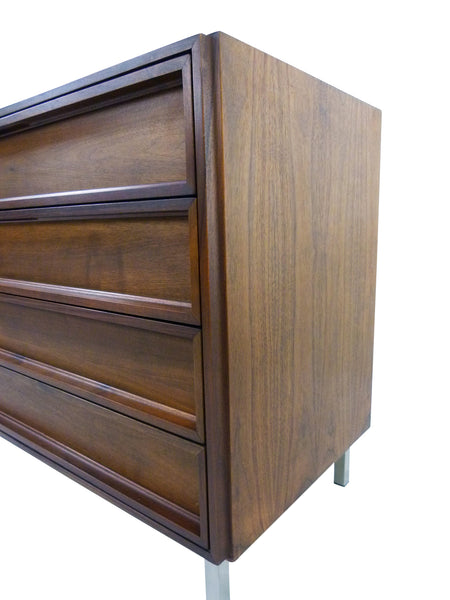 Brown Saltman Dresser Chest