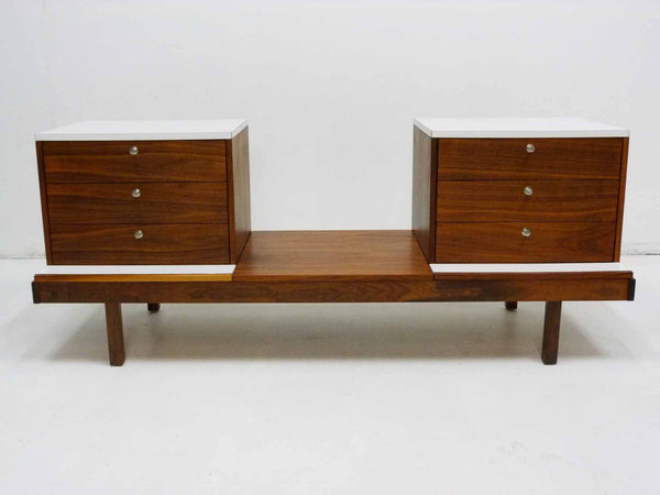 Brown Saltman Martin Borenstein Modular Bench Chest 2