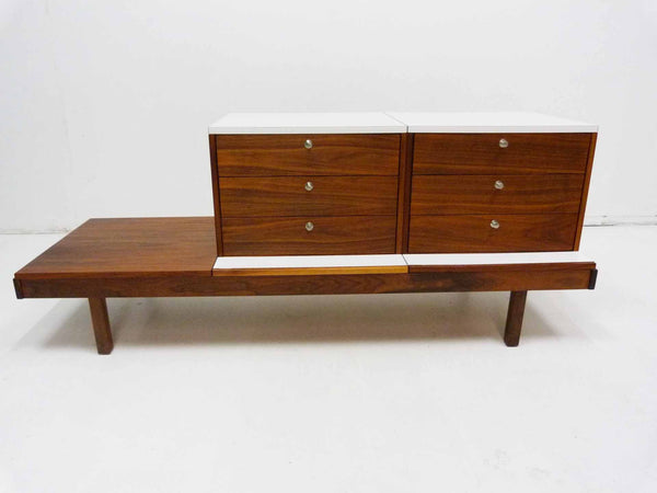 Brown Saltman Martin Borenstein Modular Bench Chest 3