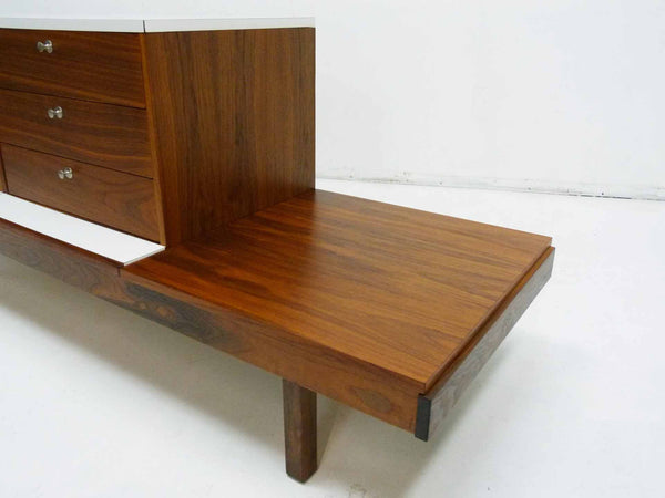 Brown Saltman Martin Borenstein Modular Bench Chest 7