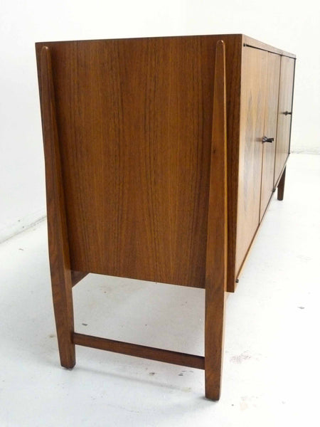 Kipp Stewart for Calvin Furniture Teak & Rosewood Sideboard