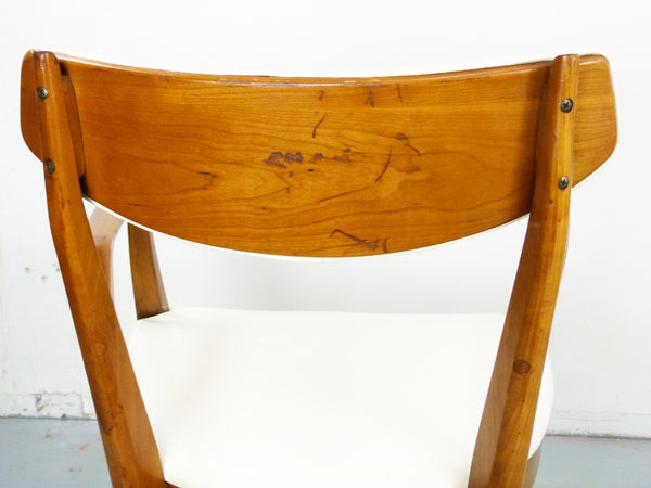 Kipp Stewart Drexel Sun Coast captains dining chairs Mid Century Img 7