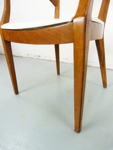 Kipp Stewart Drexel Sun Coast captains dining chairs Mid Century Img 8
