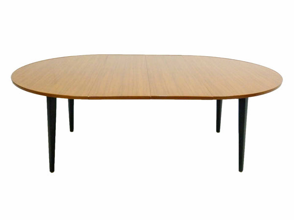 Edward Wormley for Dunbar Round Mahogany Dining Table 2