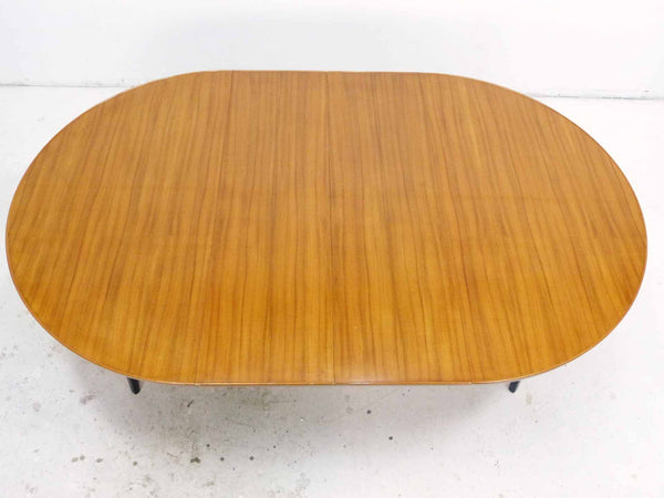 Edward Wormley for Dunbar Round Mahogany Dining Table 3