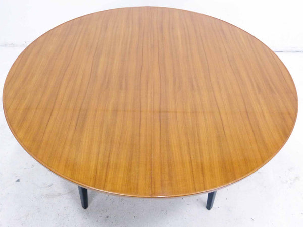 Edward Wormley for Dunbar Round Mahogany Dining Table 4