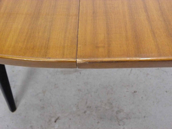 Edward Wormley for Dunbar Round Mahogany Dining Table