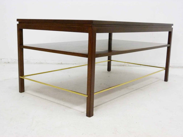 Dunbar Coffee Table Edward Wormley Mid-Century 5