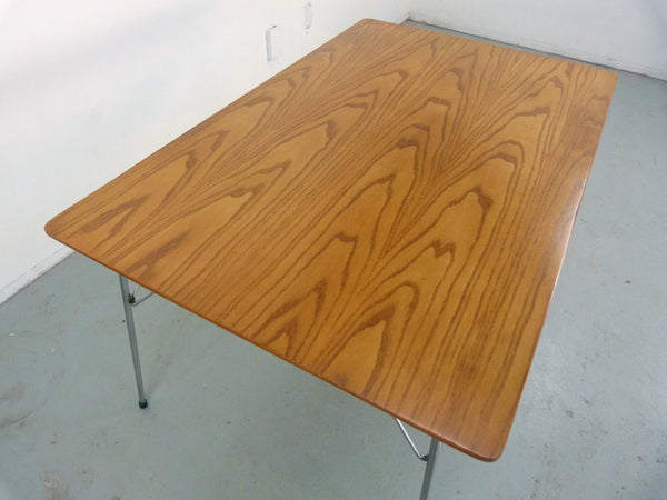 Eames DCM DTM Evans Products Group Dining Chair Table Img 6