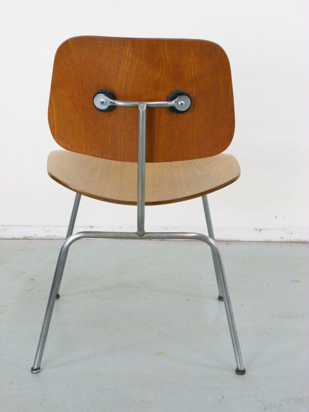 Eames DCM DTM Evans Products Group Dining Chair Table Img 8