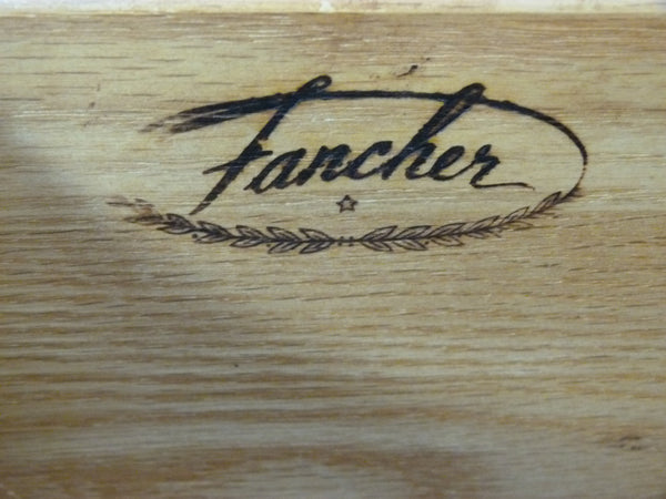 Slide-Top Bar / Server by Francher Vintage Img 8