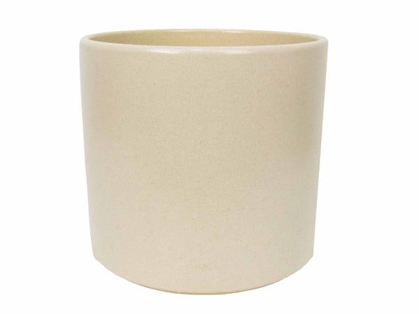 Gainey Ceramics AC-12 Off-White Mid Century Planter 1