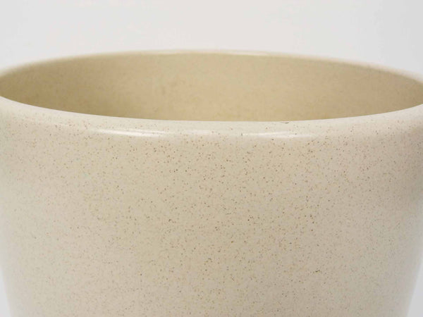 Gainey Ceramics AC-12 Off-White Planter