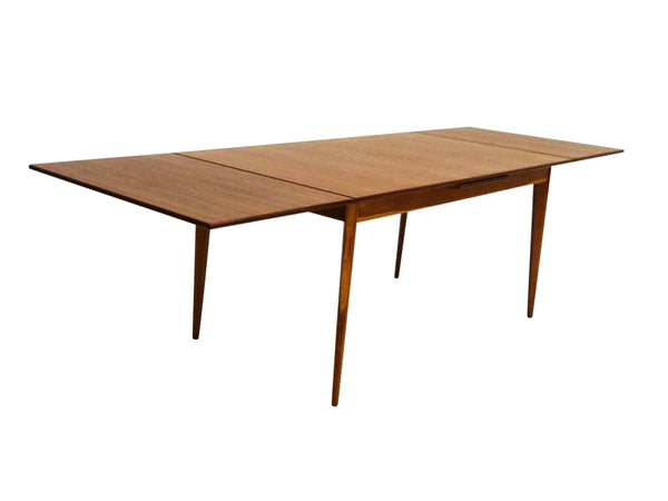 J.O Carlsson Teak Dining Table Front Angle
