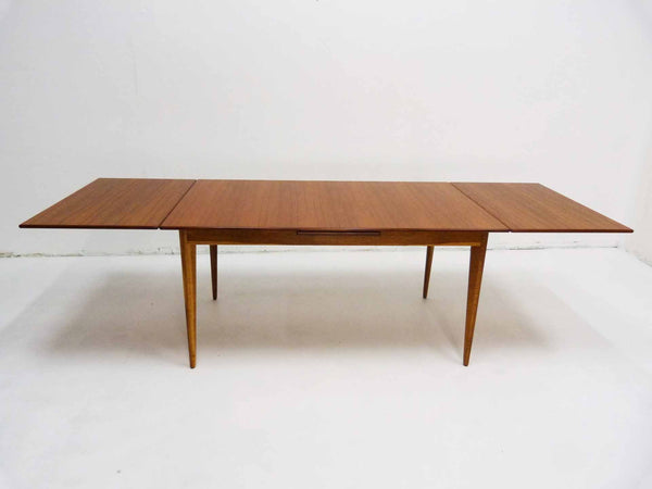 J.O Carlsson Teak Dining Table Front