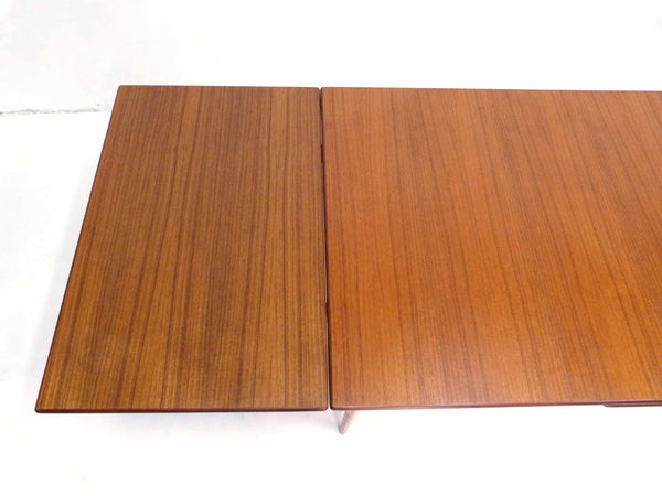 J.O Carlsson Teak Dining Table Top Left