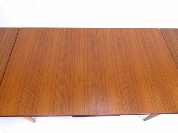 J.O Carlsson Teak Dining Table Top Center