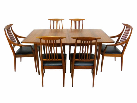 Kipp Stewart Calvin Furniture American Design Foundation Dining Chairs Table 1