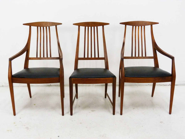 Kipp Stewart Calvin Furniture American Design Foundation Dining Chairs Table 2