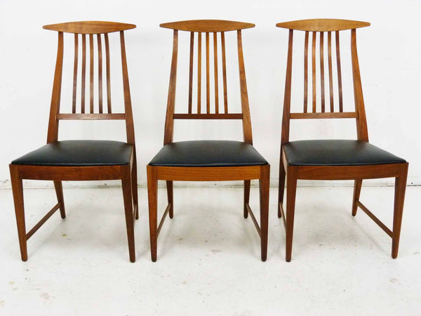 Kipp Stewart Calvin Furniture American Design Foundation Dining Chairs Table 3