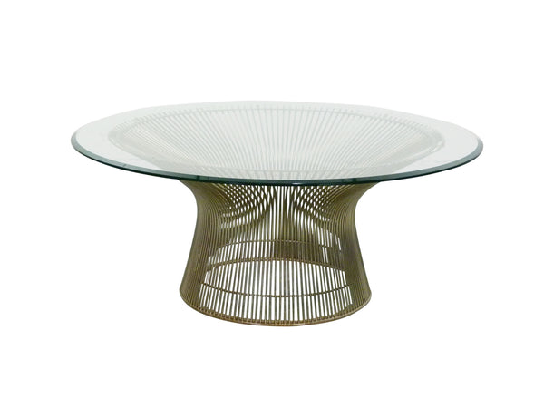 Coffee Table by Warren Platner for Knoll Mid-Century Modern 1
