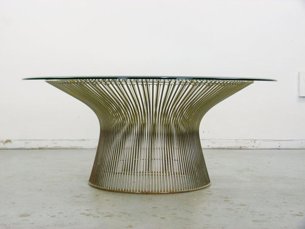 Coffee Table by Warren Platner for Knoll Mid-Century Modern 2