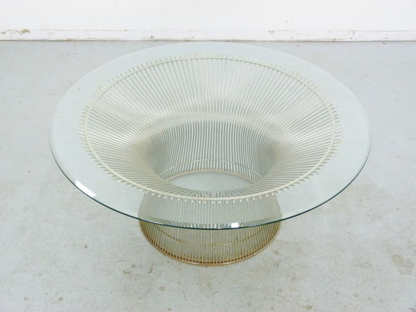 Coffee Table by Warren Platner for Knoll Mid-Century Modern 3