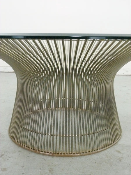 Coffee Table by Warren Platner for Knoll Mid-Century Modern 5