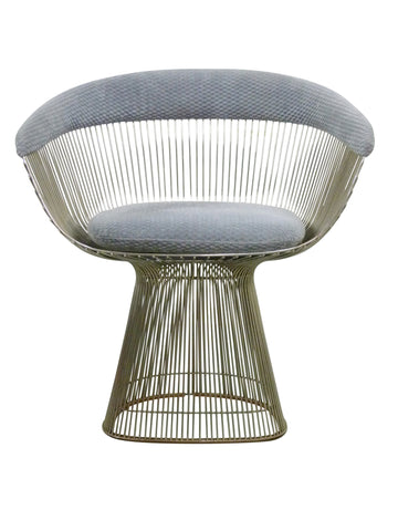 Armchair by Warren Platner for Knoll Mid-Century Modern 1