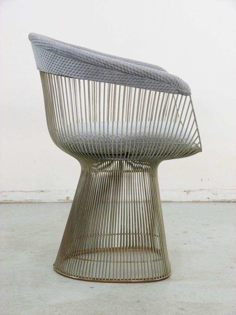 Armchair by Warren Platner for Knoll Mid-Century Modern 4