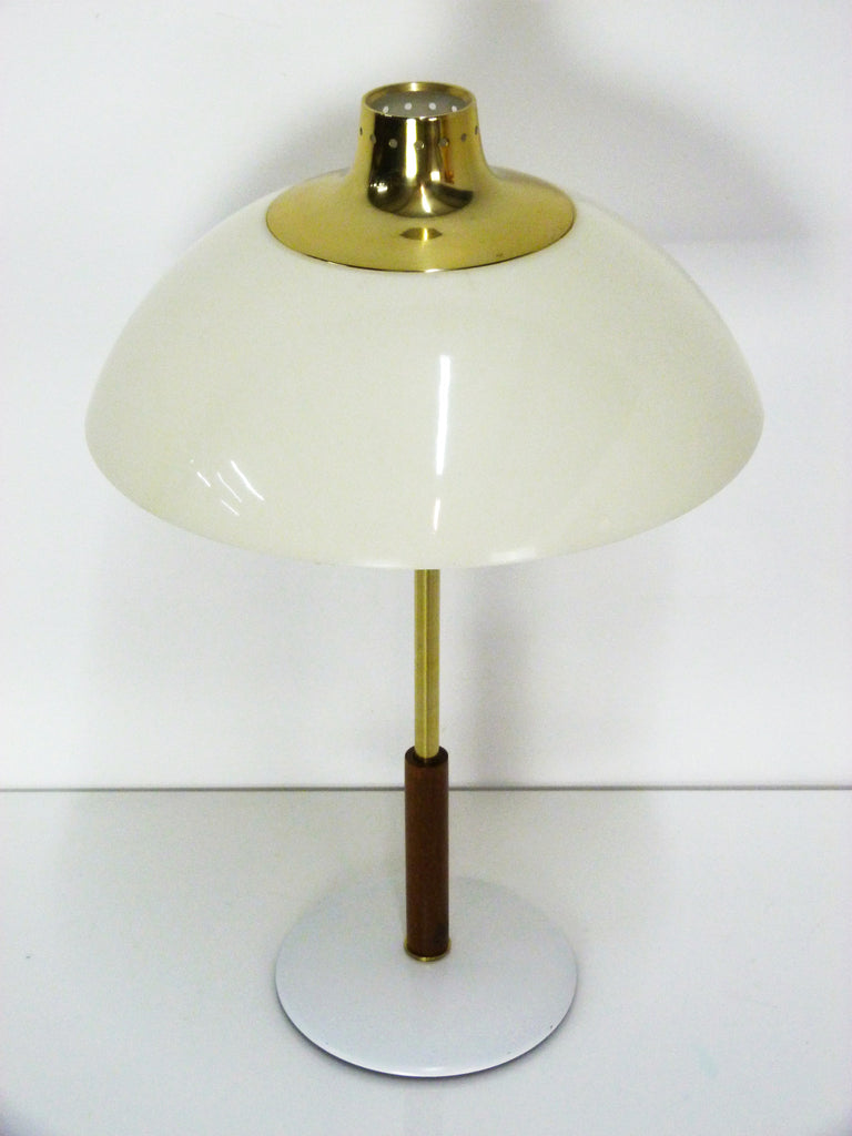 Gerald thurston lightolier dome desk table lamp oneandhome gerald thurston lightolier dome desk table lamp 4 geotapseo Image collections