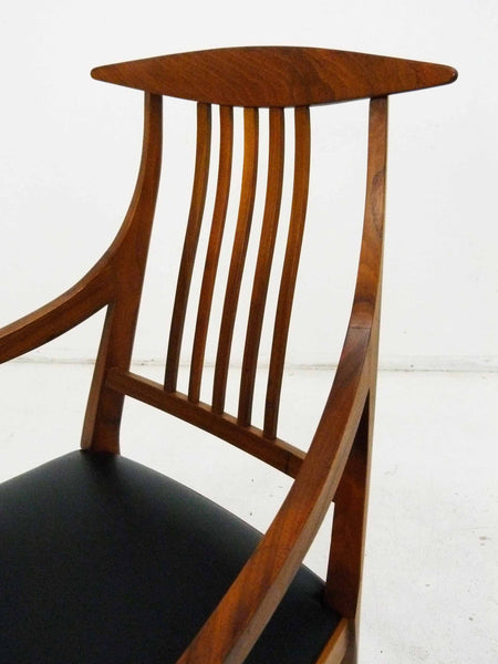 Kipp Stewart for Calvin Furniture Dining Chairs, Set of 6
