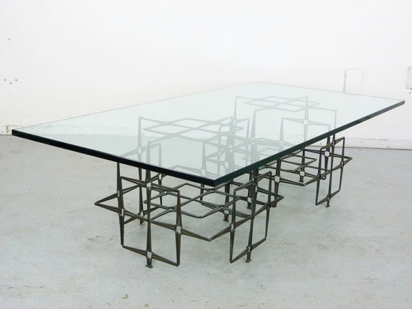 Studio Crafted Coffee Table Nails Paul Evans Silas Seandel Img 3