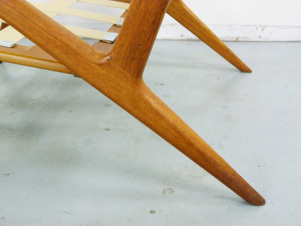 Poul Jensen for Selig Teak Z-Lounge Chair Img 10