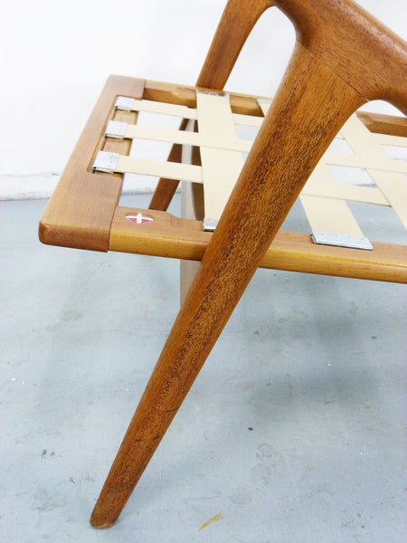 Poul Jensen for Selig Teak Z-Lounge Chair Img 11